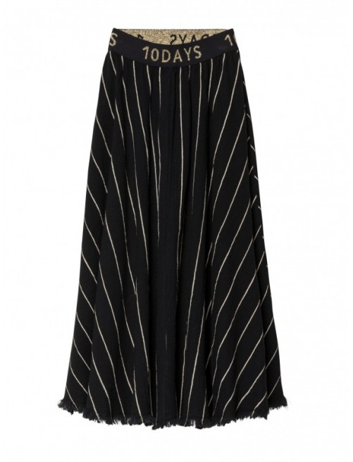 Falda 10Days Skirt Charcoal  Moda Infantil Urbana Casual Zaragoza Tienda Online Niñas