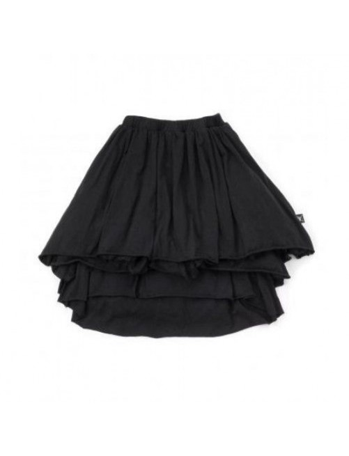Falda Layered Tulle black Nununu Moda infantil alternativa zaragoza