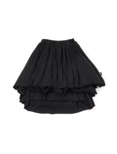 Falda Layered Tulle black Nununu Moda infantil alternativa zaragoza