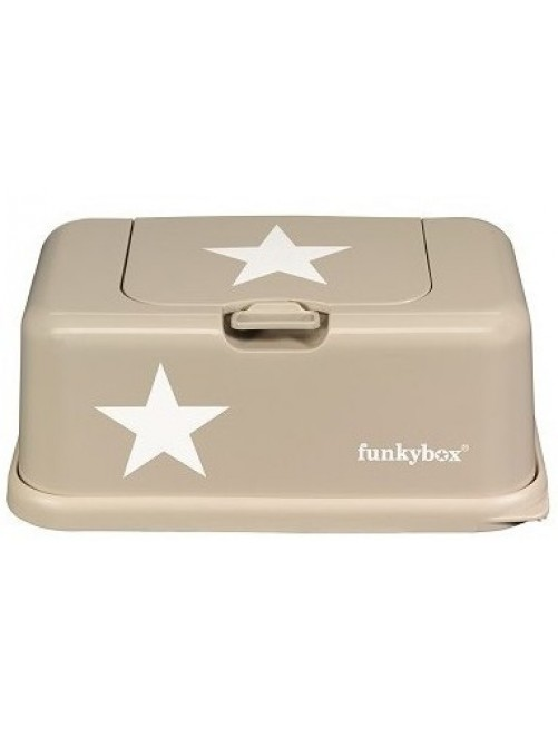 Dispensador FunkyBox Beige Estrella