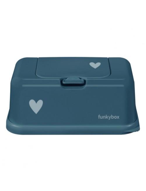 Funkybox-Caja-Toallitas-Corazon-Azul-Petroleo-Tienda-Bebes-Zaragoza-Online-Shop-Mama-Accesorios-Portatoallita-Puericultura