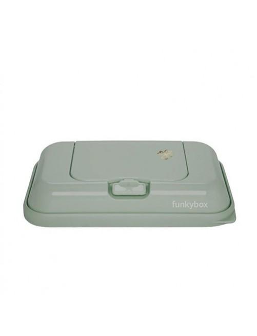 Funkybox-Caja-Trebol-Verde-Accesorios-Puericultura-Tienda-Bebes-Zaragoza-Mamas-Recien-Nacido
