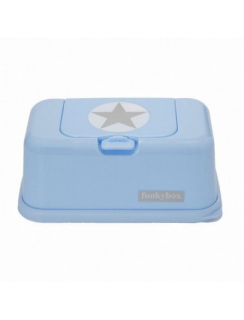 Dispensador FunkyBox Celeste Estrella