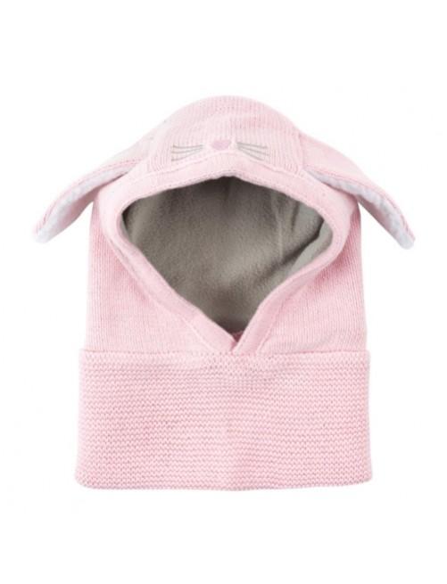 gorro-conejito-rosa-zoocchini-bebe-accesorios-invierno-tienda-online-zaragoza