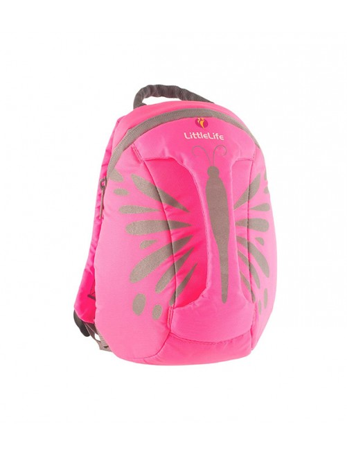 Mochila Little Life Big Hi-Vis Butterfly