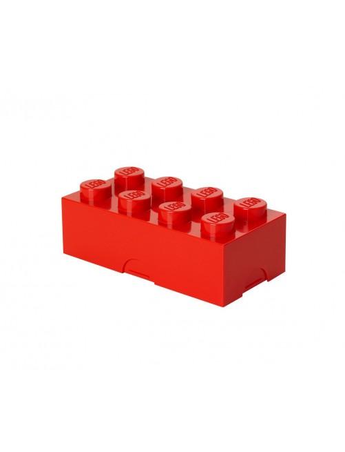 Cajita Almuerzo Lego Roja Cole Parque