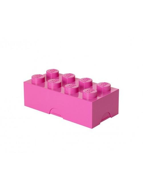 Cajita Almuerzo Lego Rosa Cole Parque