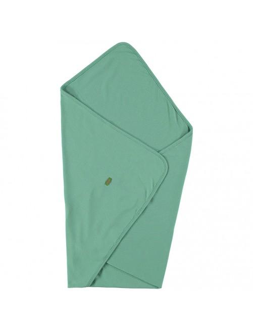 Manta arrullo Limobasics Verde Musgo