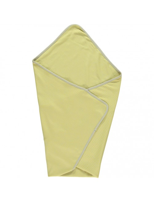 Manta arrullo Limobasics Stripes Amarillo