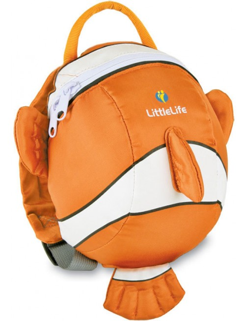 Mochila LittleLife Clownfish toodler daysack backpack