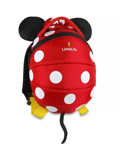 Mochila LittleLife Minnie Mouse toodler daysack backpack