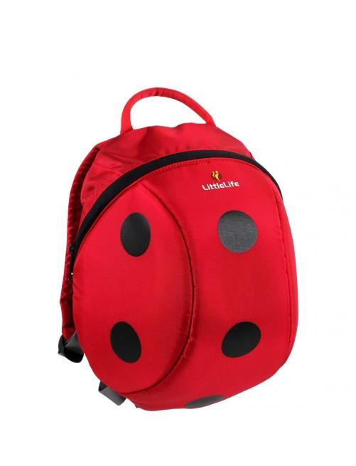 Mochila LittleLife Lady Bird (mariquita) toodler daysack backpack