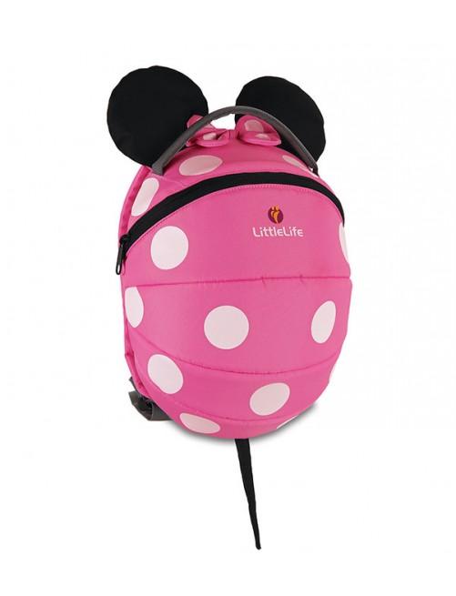 Mochila LittleLife Minnie Mouse  Big toodler daysack backpack