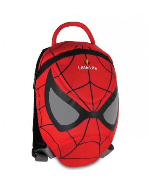 Mochila Little Life Spiderman toodler daysack backpack