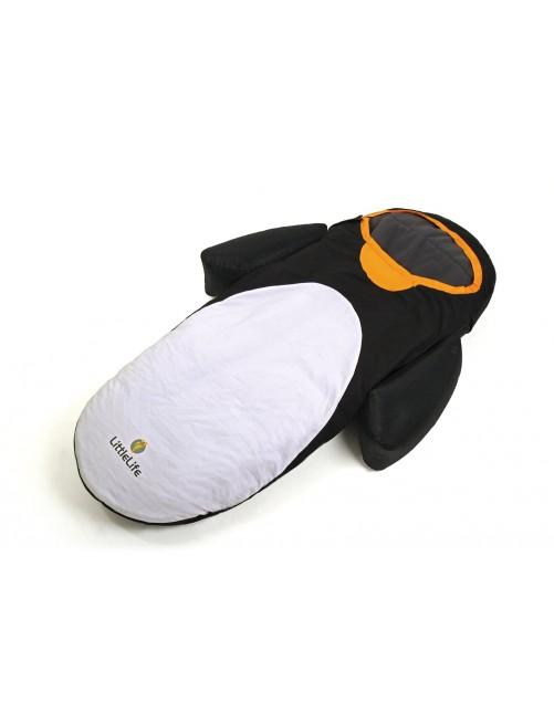 Saco Dormir LittleLife Pingüino Snuggle Pod