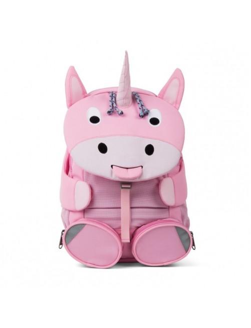 Mochila Grande Unicornio Affenzahn Rosa Niños Colegio zaragoza tienda