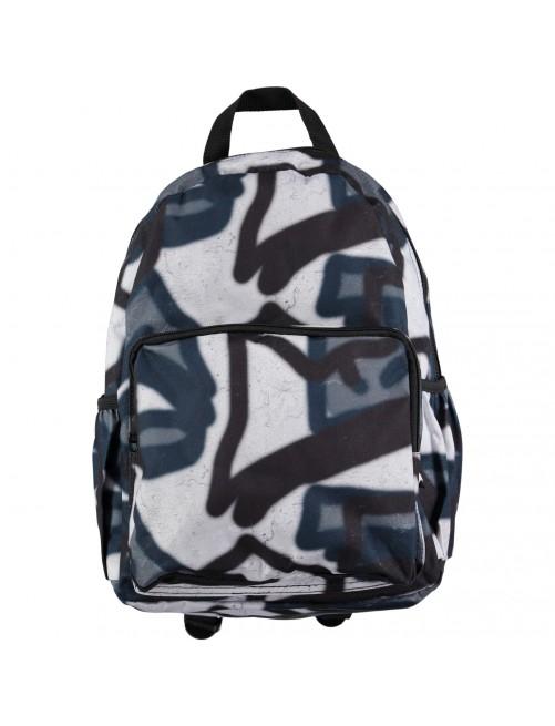 Mochila Molo Kids Big backpack Graffiti niños colegio