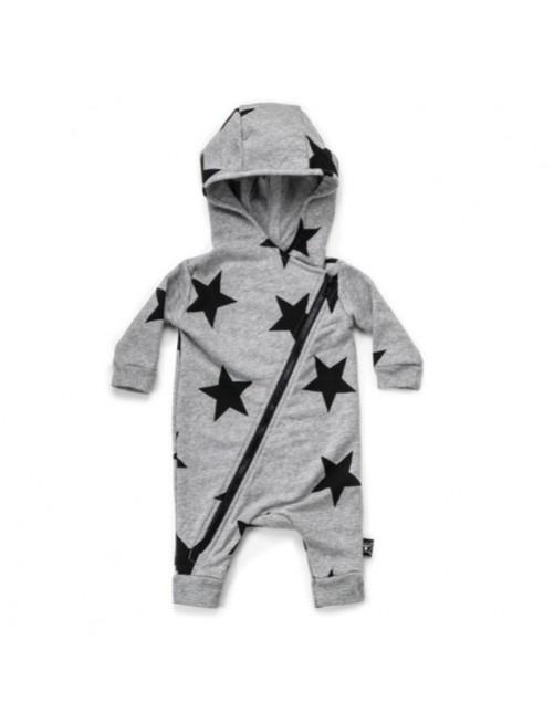 Mono-Nununu-Star-Hooded -Overall-Grey-Moda_Infantil_Alternativa_Tienda_Online_Zaragoza_Estilo_Dappbaby-Bebes