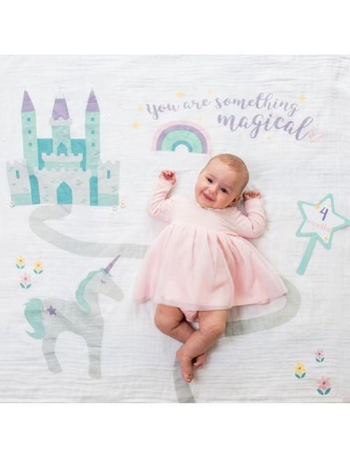 muselina-con-tarjetas-something-magical-lulujo-accesorios-bebe-regalo-reciennacido-Puericultura-tienda-online-zaragoza-dappbaby