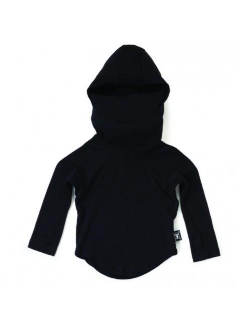 Camiseta_Nununu_Ninja_Negro_moda-infantil-alternativa-moderna-comoda-original-divertida-niño-niña