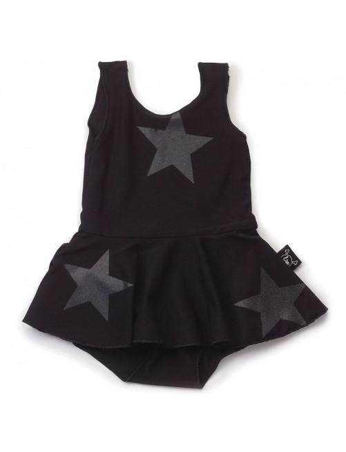 Bañador Nununu Skirt Swimsuit Black