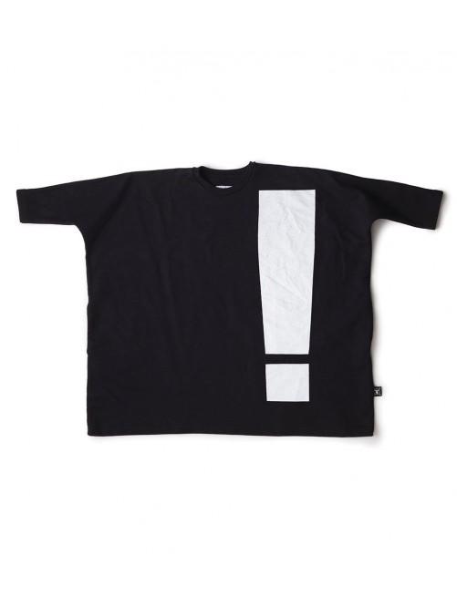 Vestido Nununu Exclamation Box Dress Black 2