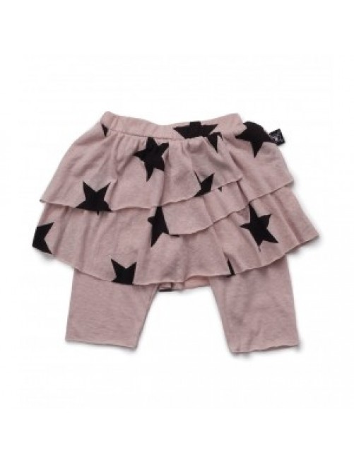 Falda Nununu Star Leggings Skirt Pink
