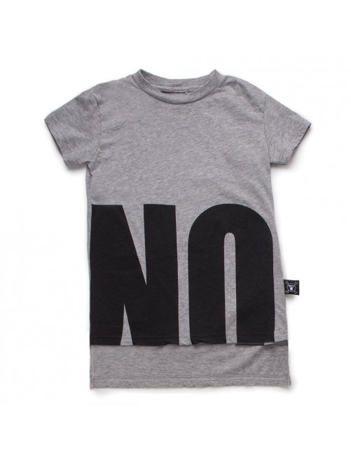 Camiseta Nununu No! Tshirt Grey