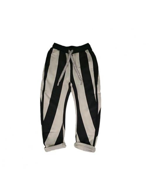 Pantalon Banana Big Stripe 10Days  moda infantil zaragoza modacasual alternativa tienda moda infantil  zaragoza