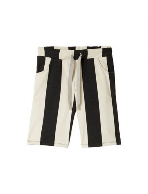 Bermuda Big Stripe 10Days  moda infantil niños Zaragoza casual pantalón corto rayas  alternativa