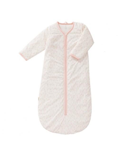Saco-Dormir-Gotas-Rosa-Fresk-Orgnic-Sleeping-Bag-Bebe-Accesorios-Puericultura-Tienda-Online-Zaragoza