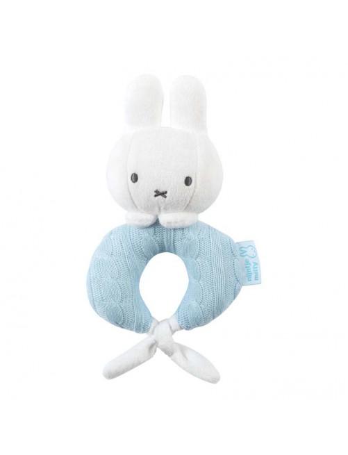 Sonajero Miffy Azul