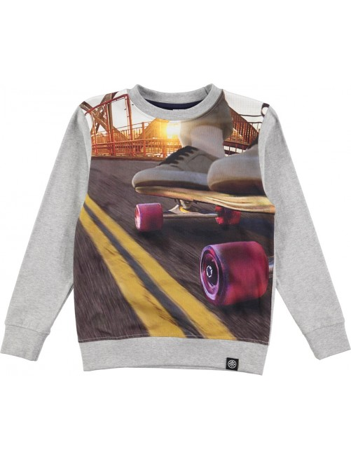 Sudadera Molo Kids Regin Skater Bridge