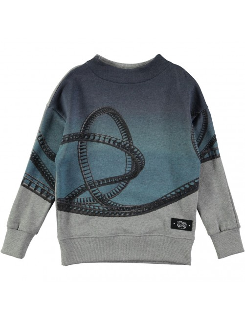 Sudadera Molo Kids Marty Rollercoast Placed 1