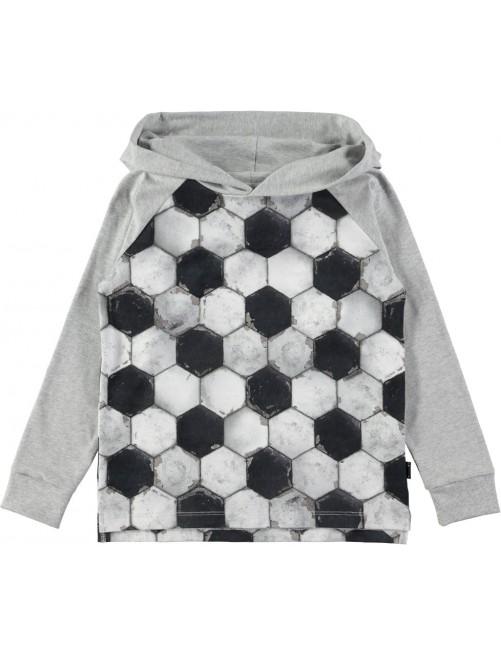 Sudadera Molo Kids Ramzi Football Structure Moda Infantil Alternativa Zaragoza tienda Online