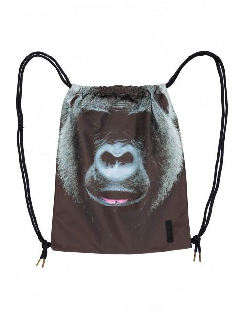 Mochila Popupshop Swimming Gorila
