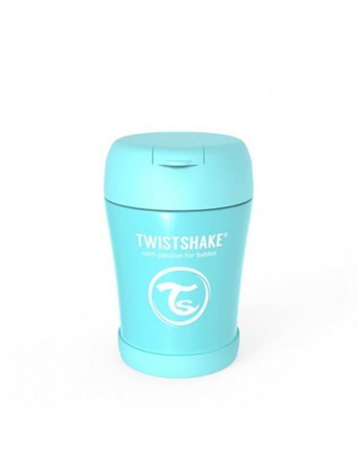 Termo-Twistshake-Solidos-Azul-350-Bebe-Accesorios-Alimentacion-Tienda-Puericultura-Online- Zaragoza