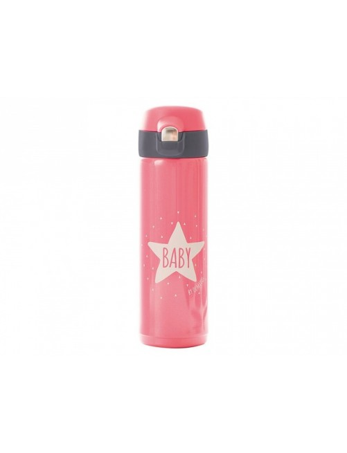 Termo Liquidos Baby Star pink 500ml Olmitos puericultura liquido biberon bebe