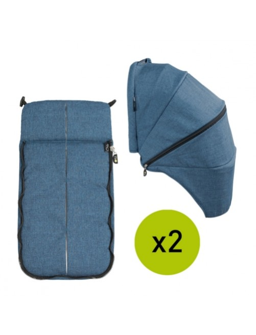 Textil-Cubrepies-Capota-Silla-Gemelar-VenTwin-Niu-Indigo-Bebe-Carro-Tienda-Zaragoza-Puericultura-Online-Mama