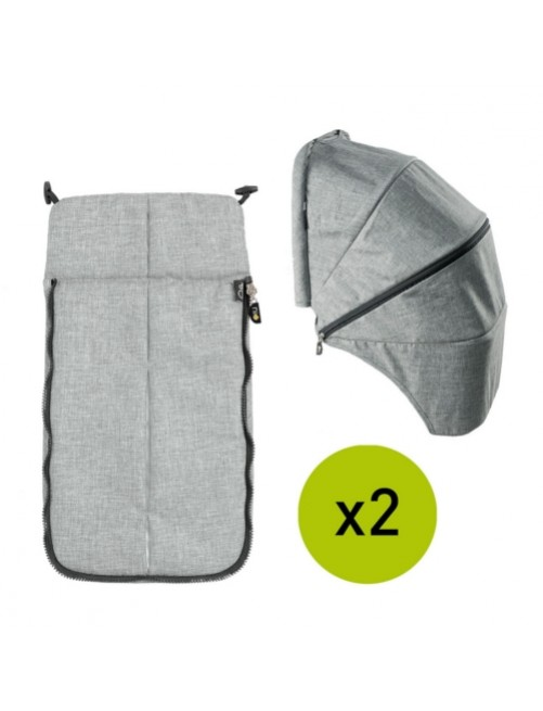Textil-Cubrepies-Capota-Silla-Gemelar-VenTwin-Niu-Stone-Bebe-Carro-Tienda-Zaragoza-Puericultura-Online-Mama