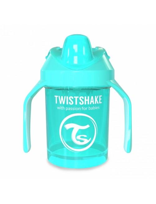 Vaso Aprendizaje Twistshake 260ml Turquesa