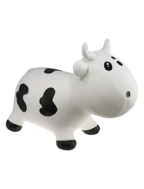 Vaca-KidzzFarm-Junior-Blanca-Bebes-Juguete-Motricidad-Desarrollo-Infantil-Puericultura-Tiena-Online-Zaragoza
