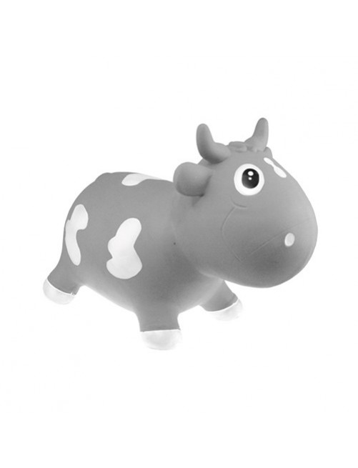 Vaca-KidzzFarm-Junior-Gris-Bebes-Juguete-Motricidad-Desarrollo-Infantil-Puericultura-Tiena-Online-Zaragoza