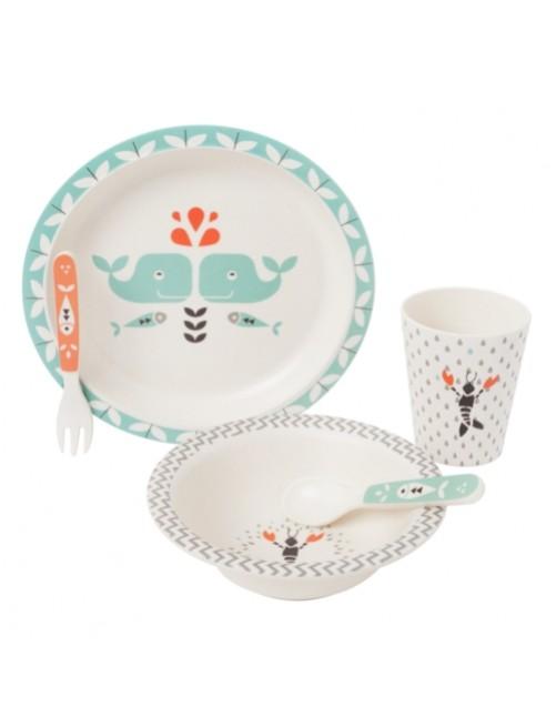 Vajilla-Bamboo-Ballena-Azul-Fresk-Bebe-Accesorios-Alimentacion-infantil-dinner-Tienda-Online-Zaragoza
