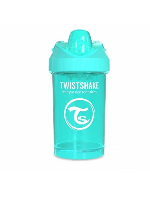 Vaso Aprendizaje Twistshake 300ml Turquesa Agua Bebe Antigoteo