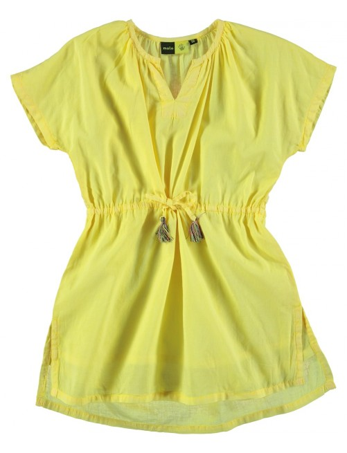 Vestido Playero Molo Kids Caly Lemon Tonic