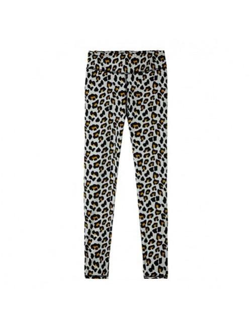 Leggins Leopard 10Days Charcoal  moda infantil zaragoza modacasual alternativa tienda moda infantil zaragoza