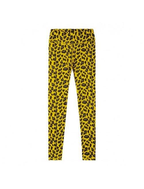 Leggins Leopard 10Days Yellow moda infantil zaragoza modacasual alternativa tienda moda infantil zaragoza