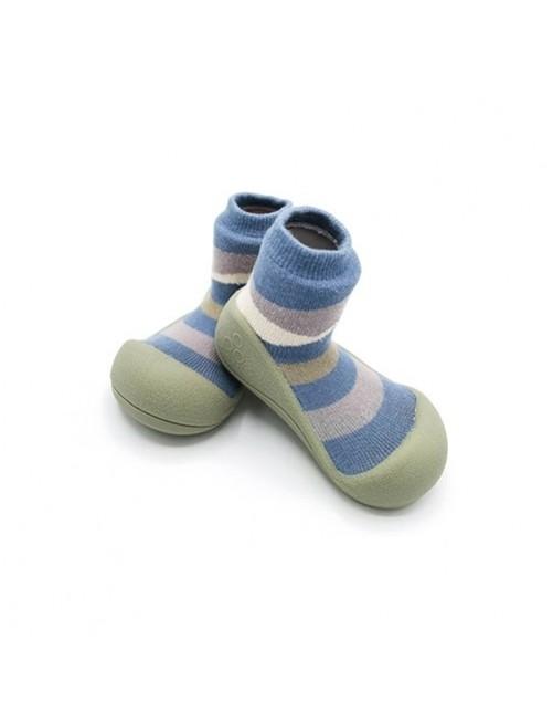 Zapatillas-Attipas-Urban-Chic-Azul-Zapatos-Primeros-pasos-calzado-ergonomico-Bebes-accesorios-Puericultura-Tienda-Online-Zaragoza