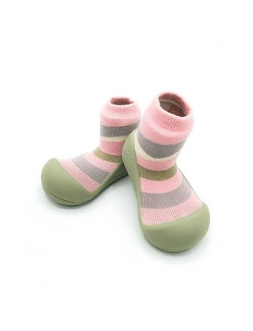 Zapatillas-Attipas-Urban-Chic-Rosa-Zapatos-Primeros-pasos-calzado-ergonomico-Bebes-accesorios-Puericultura-Tienda-Online-Zaragoza